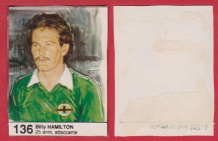 Northern Ireland Billy Hamilton Burnley